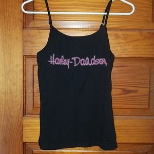 Women's Harley Davidson tank top